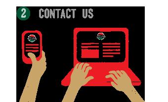 Contact Pizza Parma