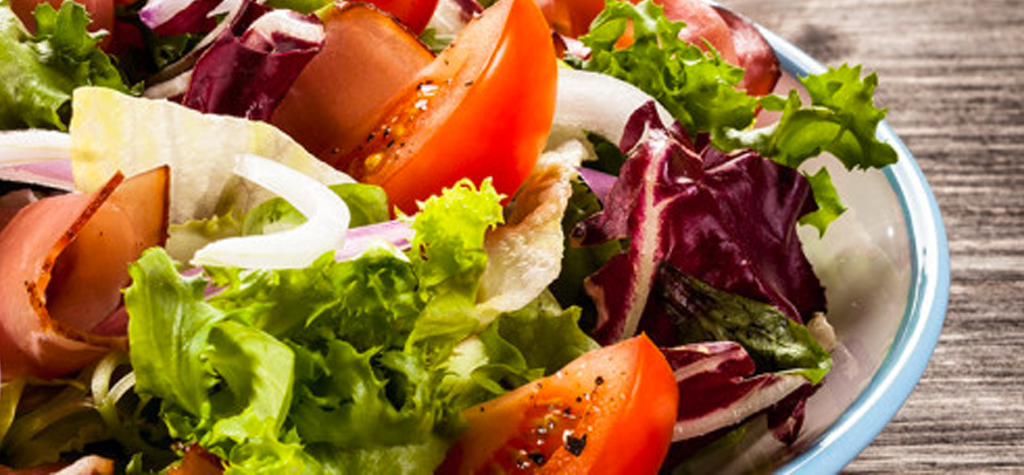 Salads and Soup for you!