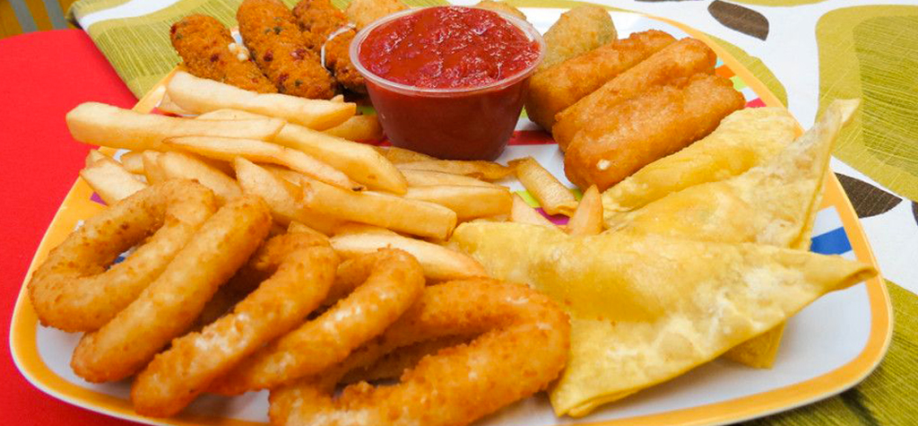 Appetizers for the world!