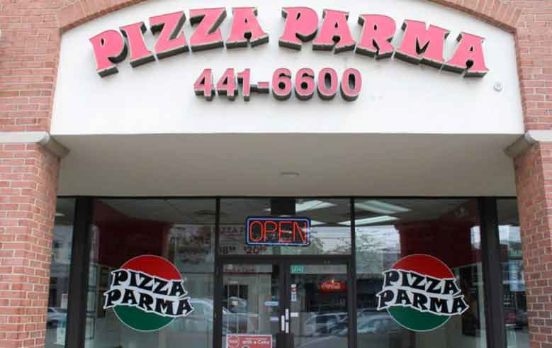 Pizza Parma in Shadyside