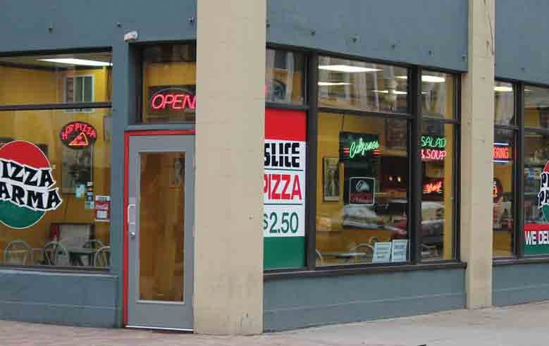 Pizza Parma Pizza_Parma_DowntownPittsburgh_Location Pizza Parma Pittsburgh Pizza Delivery, Downtown Pittsburgh, Shadyside, Upper St. Clair