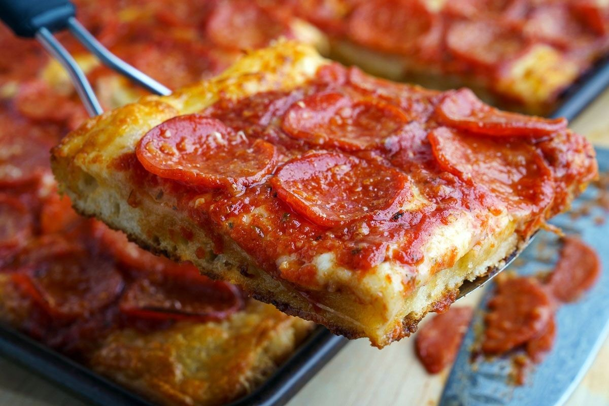 Pizza Parma Sicilian 10 Types Of Pizza to Inspire Your Inner Pizza Enthusiast Uncategorized