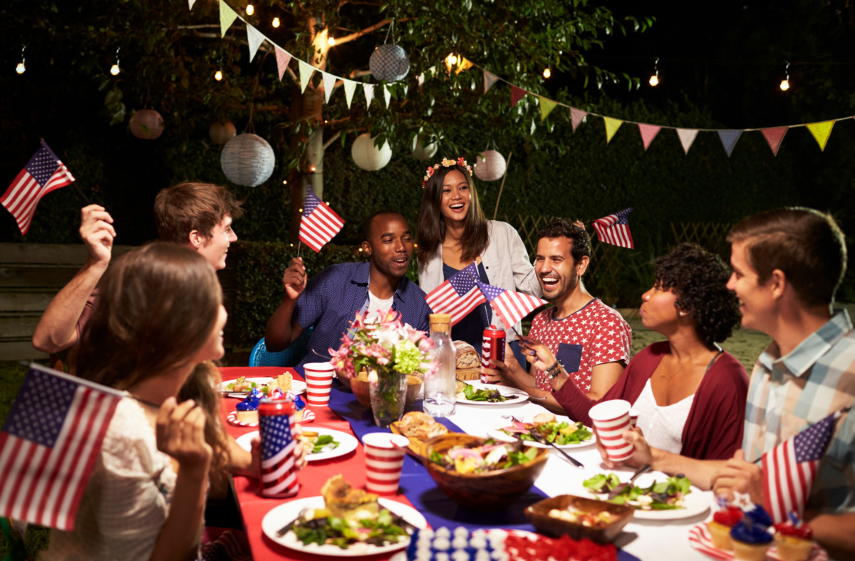 Pizza Parma AdobeStock_129566514 Fourth of July Party Essentials Uncategorized  summer parties Fourth of July catering services