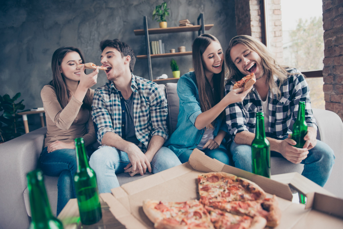 Pizza Parma AdobeStock_198251523 Fun Rainy Day Activities Uncategorized  rainy days activities